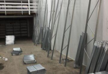 שלבים בפרויקט חנות חלקי חילוף רקורד ירושלים
