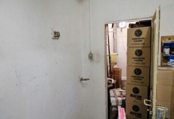 שלבי התקנת מדפים למחסן חלקי חילוף