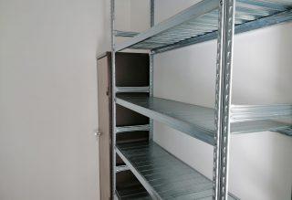מדף מודולארי למחסן בבאר שבע